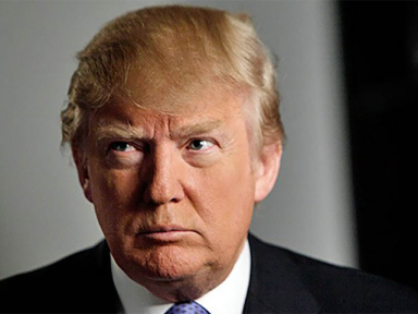 Donald Trump. Ảnh: internet