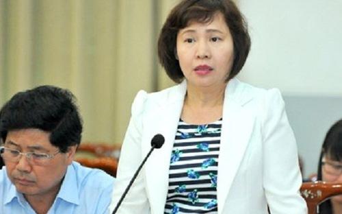 Trước khi được bổ nhiệm làm Thứ trưởng vào năm 2010, bà Hồ Thị Kim Thoa đã có 18 năm công tác tại Công ty Cổ phần Bóng đèn Điện Quang. Ảnh: VnEconomy