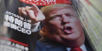 Trump đã chứng tỏ là con cọp giấy với Trung Quốc, tự làm cho ông ta trông có vẻ yếu đuối dưới con mắt của các lãnh đạo TQ, làm cho cách hành xử hung hăng của TQ.