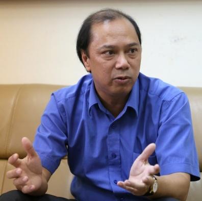Thứ trưởng Bộ Ngoại giao Nguyễn Quốc Dũng. Ảnh: internet