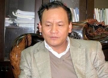 Nguyễn Nhật- Thứ trưởng Bộ GTVT, nguyên Phó Chủ tịch UBND tỉnh Hà Tĩnh. Nguồn: internet