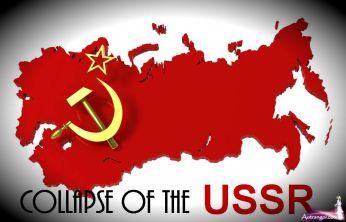 Sự sụp đổ của ĐCS Liên Xô thập niên 1990. Ảnh: internet