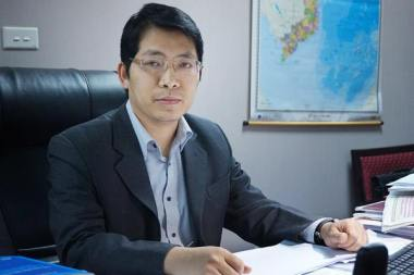 Ảnh: Cục trưởng Cục Báo chí Lưu Đình Phúc (Nguồn: Báo TNMT)