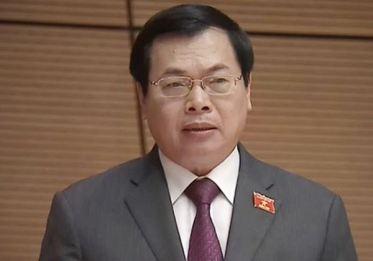 Ông Vũ Huy Hoàng, là người đã bị UBTVQH ra quyết định kỷ luật tháng 11/2016. Ảnh: internet
