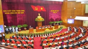 Hội nghị lần thứ tư Ban Chấp hành Trung ương Đảng khóa XII